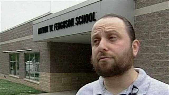 York teacher talks about layoff