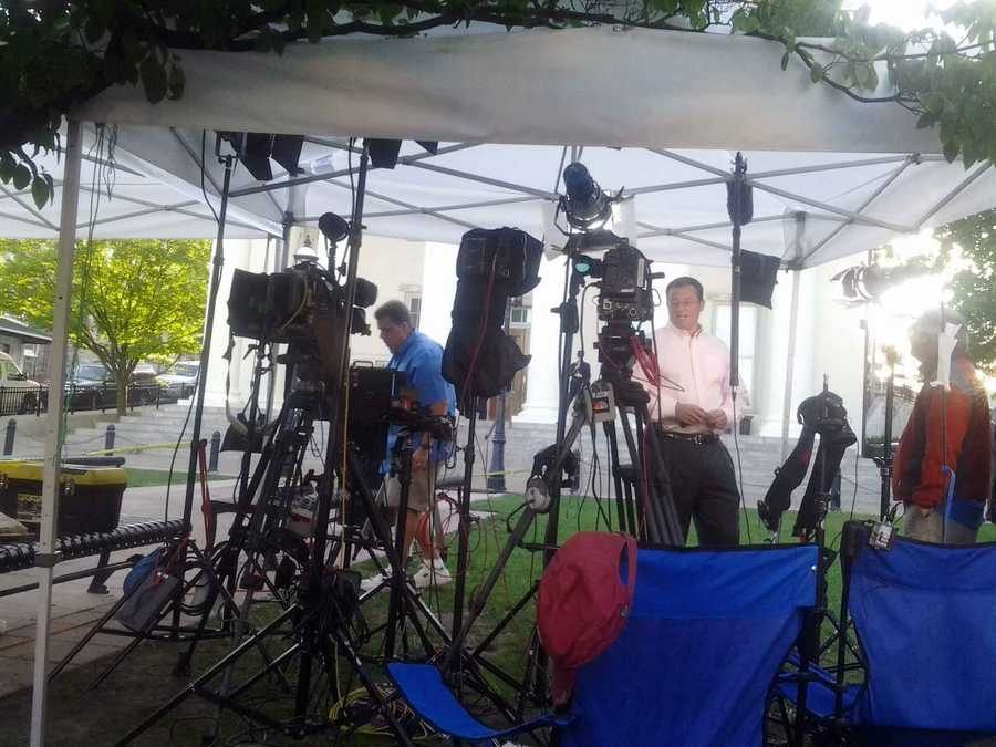 Wednesday marks Day 3 of testimony in the Jerry Sandusky child sex abuse trial.
