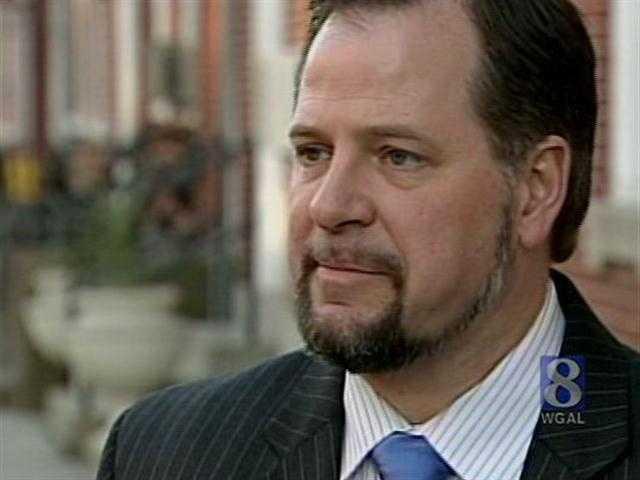 A Carlisle-based lawyer, Rominger is a member of Sandusky's legal team.