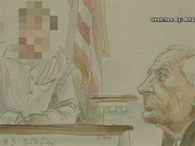 Accuser 3 took the stand the morning of day four. His testimony was matter-of-fact, saying that Sandusky was like a father figure to him. He added that even though some of Sandusky's advances in the showers made him feel strange, Sandusky made accuser 3 feel like he was part of the family.