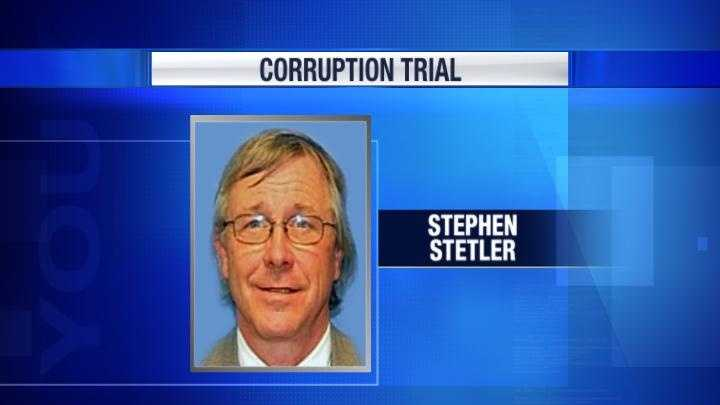 Stephen Stetler