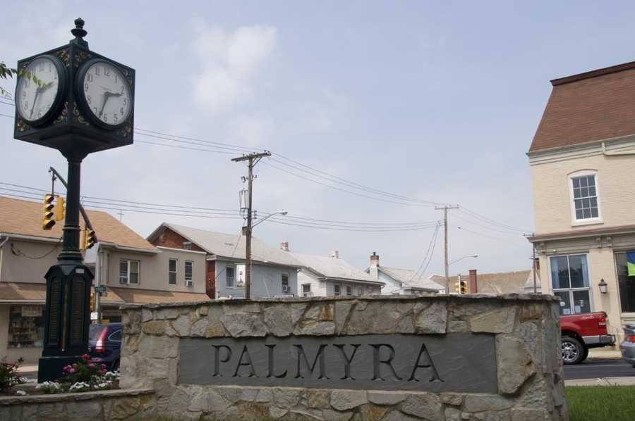 Palmyra, Lebanon County