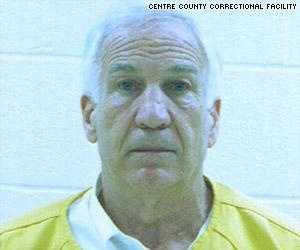 Sandusky in prison
