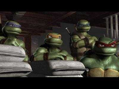 Teenage Mutant Ninja Turtles: The comic book was published by Mirage Studios from 1984 to 2009, and its popularity has inspired a major pop culture franchise. The 1990 live-action film was followed by three sequels and was the highest-grossing independent film of all time when it was released.