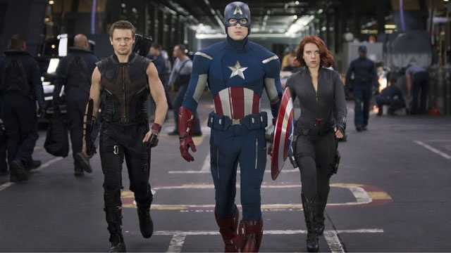 1. Marvel's The Avengers: weekend of May 4, 2012 -- grossed $207,438,708
