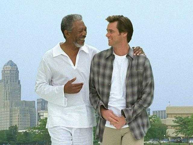 60. Bruce Almighty: weekend of May 23, 2003 -- grossed $67,953,911