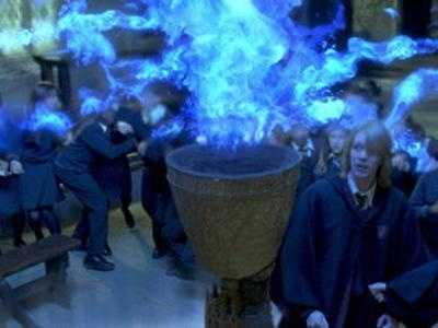 20. Harry Potter and the Goblet of Fire: weekend of Nov 18, 2005 -- grossed $102,686,637