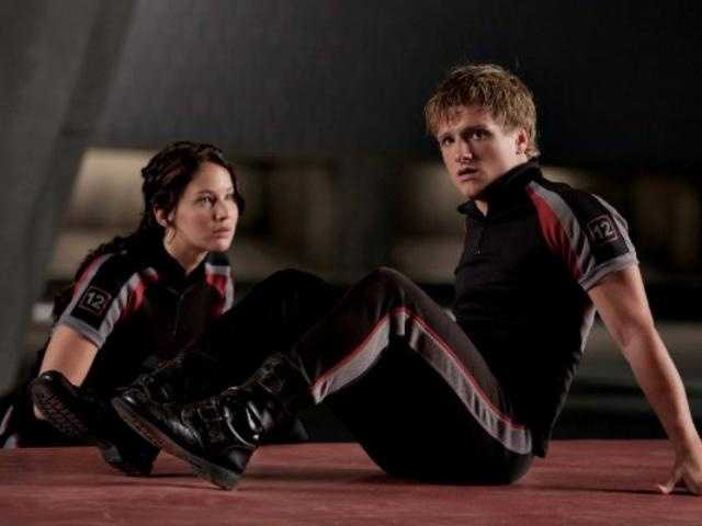 4. The Hunger Games: weekend of March 23, 2012 -- grossed $152,535,747