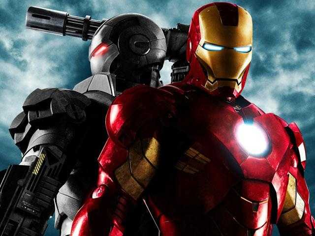 9. Iron Man 2: weekend of May 07, 2010 -- grossed $128,122,480