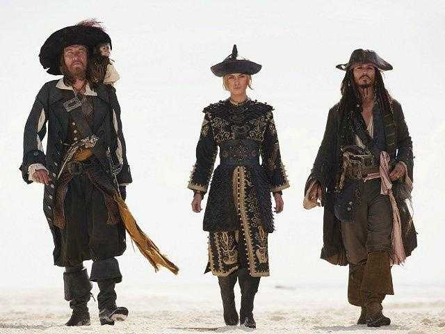 14. Pirates of the Caribbean: At World's End: weekend of May 25, 2007 -- grossed $114,733,683