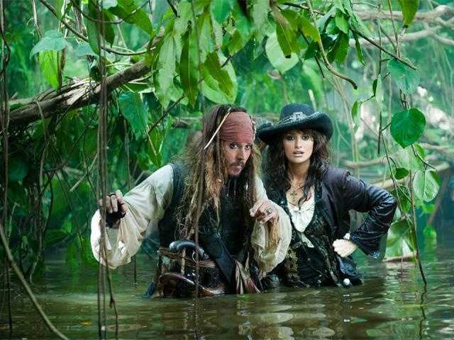 27. Pirates of the Caribbean: On Stranger Tides: weekend of May 20, 2011 -- grossed $90,151,958