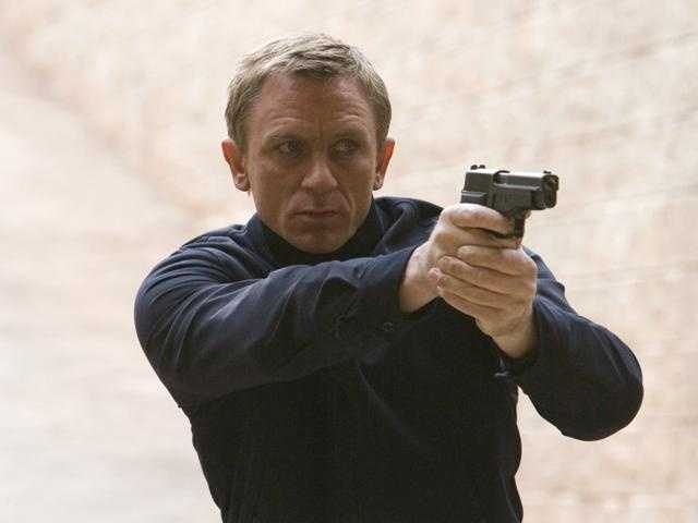 61. Quantum of Solace: weekend of Nov 14, 2008 -- grossed $67,529,494