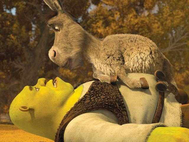 48. Shrek Forever After: weekend of May 21, 2010 -- grossed $70,838,207