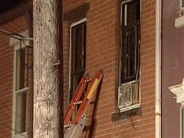 The first happened about 1:30 a.m. in the 200 block of West Strawberry Street.