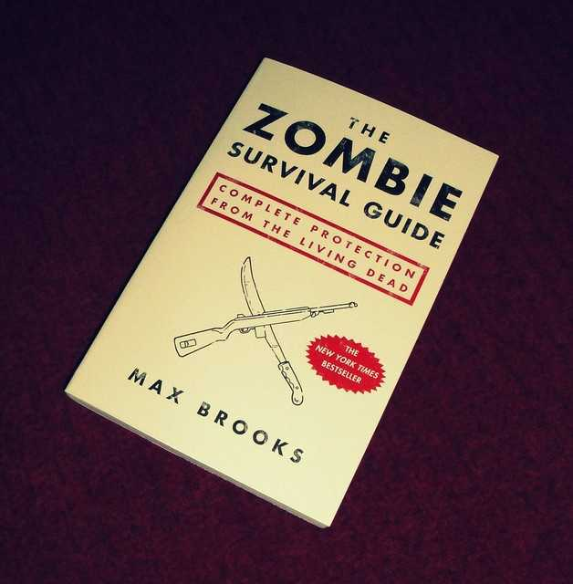 The Zombie Survival Guide identifies the cause of zombies as a virus called solanum. Other zombie origins shown in films include radiation from a destroyed NASA Venus probe (as in Night of the Living Dead), as well as mutations of existing conditions such as prions, mad-cow disease, measles and rabies.