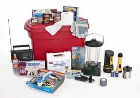 Following are a few items you should include in your kit, for a full list visit the CDC Emergency page.