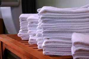 5. Sanitation and Hygiene -- household bleach, soap, towels, etc...