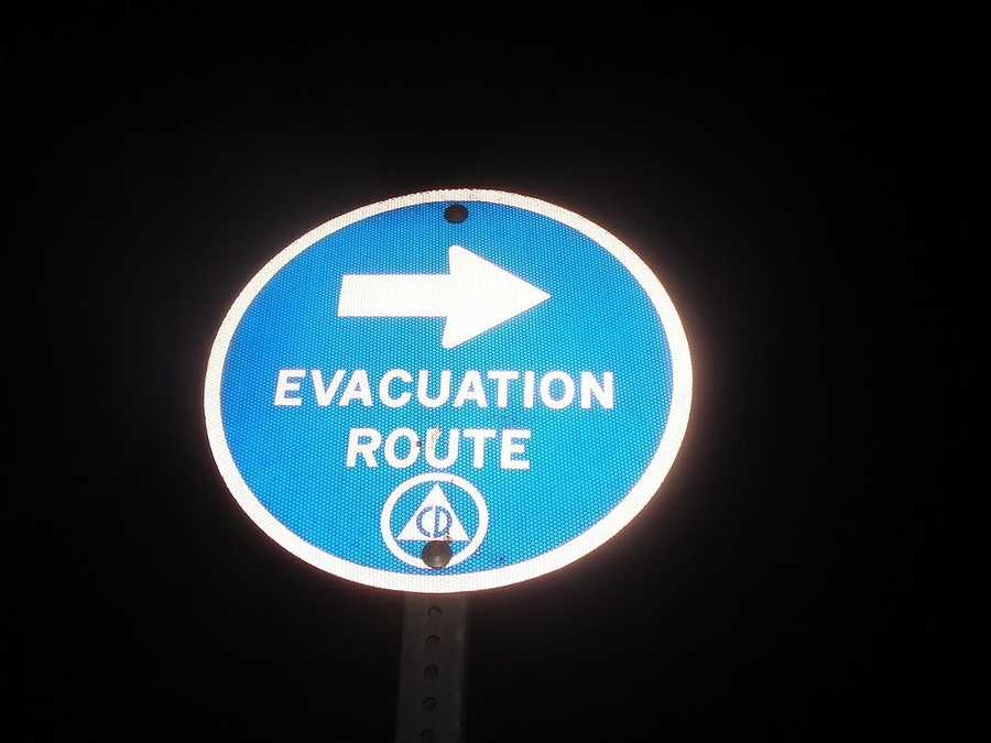 4. Plan your evacuation route. When zombies are hungry they won't stop until they get food (i.e., brains), which means you need to get out of town fast! Plan where you would go and multiple routes you would take ahead of time so that the flesh eaters don't have a chance! This is also helpful when natural disasters strike and you have to take shelter fast.