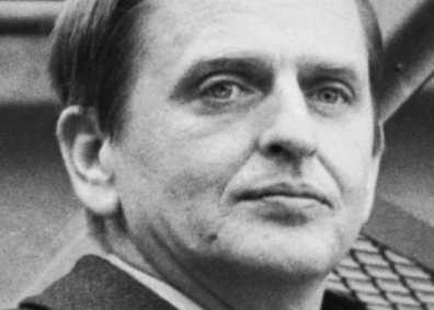 8. Olof Palme, a Swedish politician and prime minister, tried to reinstate socialist economic policies in Sweden and was outspoken on matters of European security.