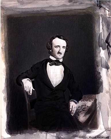 Theories of Poe's death include rabies, cholera, syphilis, suicide and murder, but the death certificate has never been found.