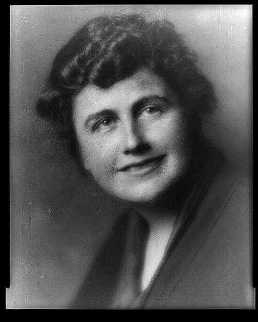 "1913-1921: Edith Bolling Galt Wilson was labeled the ""Secret President."" She took over many routine duties and details of government when her husband had a stroke."