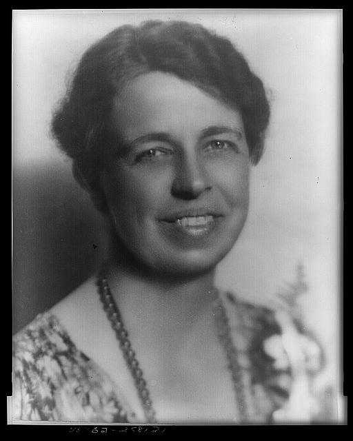 1933-1945: Eleanor Roosevelt transformed the role of First lady. She never shirked official entertaining, held press conferences, traveled to all parts of the country, gave lectures and radio broadcasts, and expressed her opinions candidly in a daily syndicated newspaper column.