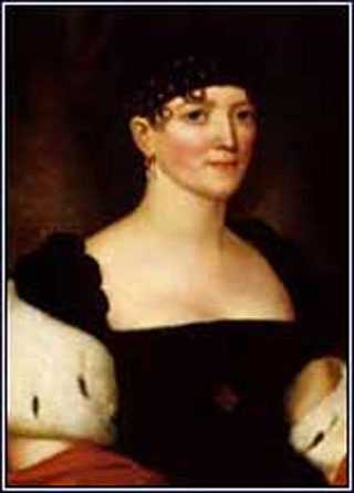 1817-1825: Elizabeth Kortright Monroe was in poor health while in the White House, but she and her daughter changed White House customs to create the formal atmosphere of European courts.