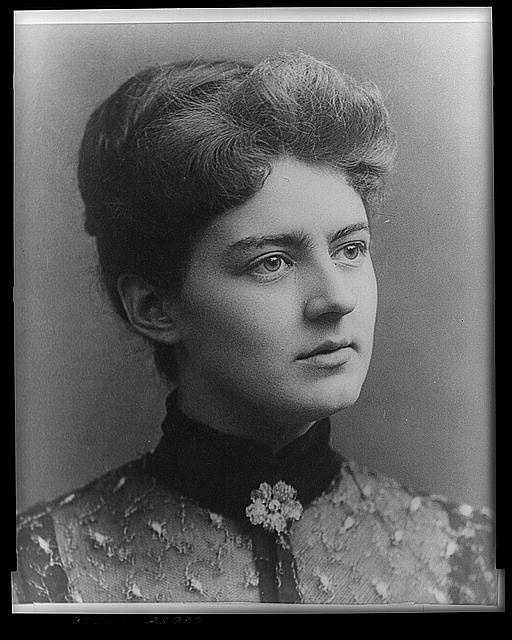 1893-1897: Frances Folsom Cleveland returned to the White House without skipping a beat. She quickly became one of the most popular women ever to serve as hostess for the nation.