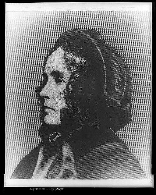 1853-1857: Jane M. Pierce was strongly opposed to her husband serving as President, and had to force herself to meet the social obligations inherent in the role of First Lady.