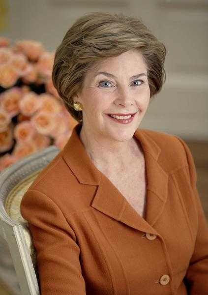 2001- 2009: Laura Bush was one of the most popular first ladies, and was involved in both national and global concerns during her terms. In 2001, Bush continued to promote education and literacy by establishing the National Book Festival.