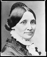 1877-1881: Lucy Webb Hayes entered the White House with confidence gained from her married life, her knowledge of political circles, her intelligence and culture, and her cheerful spirit. She was a temperance advocate and liquor was banned at the mansion during her husband's administration.