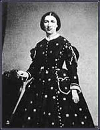 1849-1850: Margaret Mackall Smith Taylor was said to have claimed never to go into society again if her husband returned safely from the Mexican War. Well, she never did and did not take part in formal social functions.