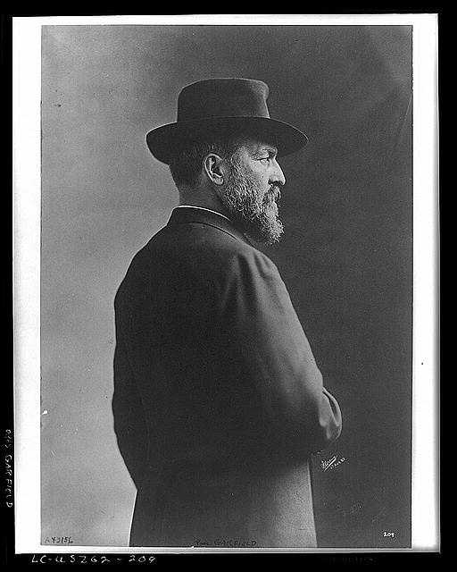 1881: James A. Garfield strengthened Federal authority over the New York Customs House. He was shot in a Washington railroad station by an embittered attorney and died weeks later from an infection and internal hemorrhage.