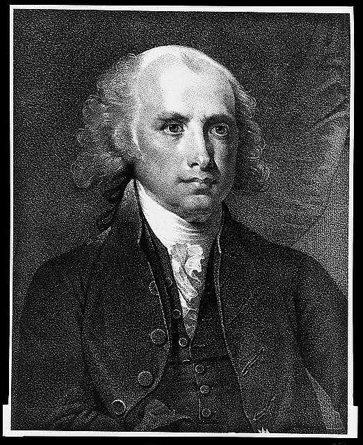 "1809-1817: James Madison was often referred to as the ""Father of the Constitution."" During his first year Madison declared war on the British, but the Nation wasn't prepared to fight -- the British set fire to the White House and the Capitol. It became known as the War of 1812."