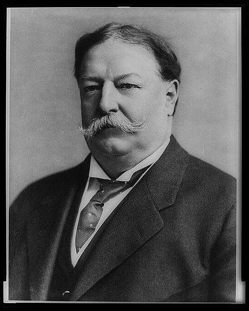 1909-1913: William H. Taft was large, jovial, and conscientious. He was caught in the intense battles between Progressives and conservatives, and got limited credit for the achievements of his administration.