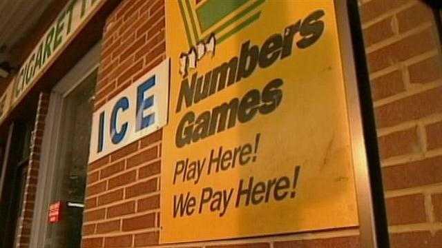 Lottery license revoked