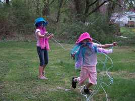 Connecticut: Silly string is banned in Southington because in the mid-1990s, a group of children sprayed a police officer with silly string.