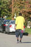 """Illinois: It's illegal to wear sagging pants. In fact, all pants must be """"secured at the waist to prevent pants from falling…causing exposure to one's undergarments."""""""