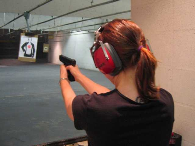 Massachusetts: Shooting ranges can't set up targets that resemble human beings.