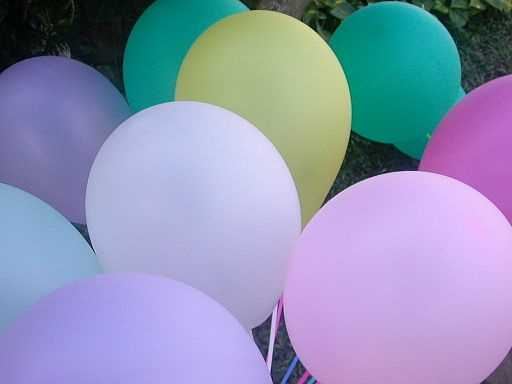 Virginia: In Virginia, it's illegal to release more than 50 balloons in an hour.