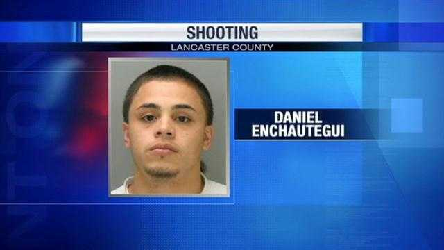 July 16: A 20-year-old man is jailed in connection with a Lancaster County shooting over the weekend. Daniel Enchautegi is charged with attempted homicide in the Saturday shooting, where one person was shot along Blunston Street in Columbia. Police have not released a motive for the shooting, but said it was not random. Investigators are looking for a second person in connection with the shooting.