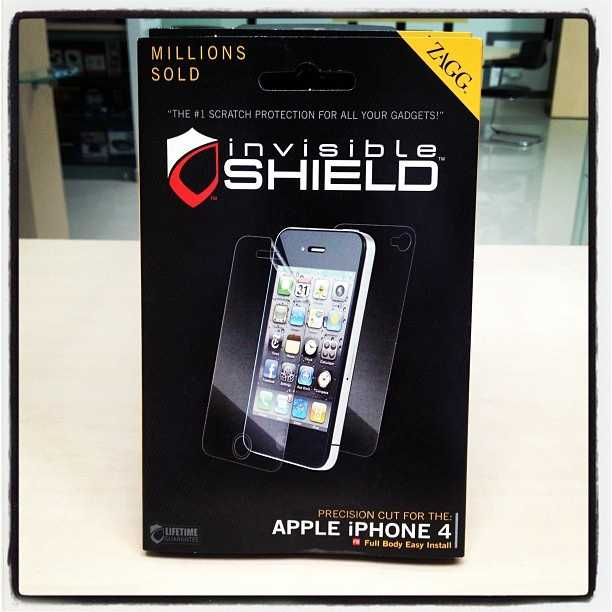 3. DO use sunscreen. Not the sunscreen you use, but something called Invisible Shield. You can find it at several retailers, it is custom to your gadget, and it prevents scratching.