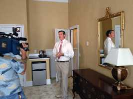 News 8 got a look inside the Federal Pointe Inn on Wednesday.