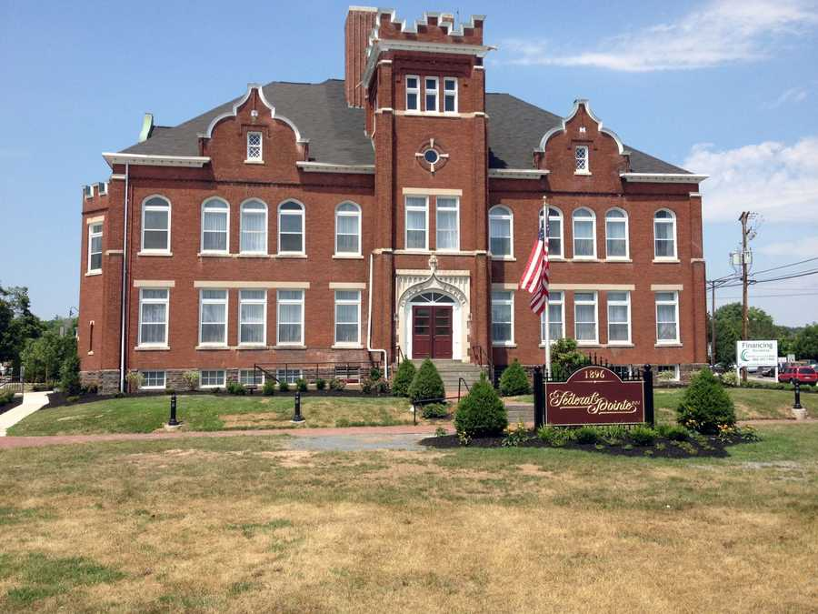 A former school building in Gettysburg will reopen soon as a hotel.