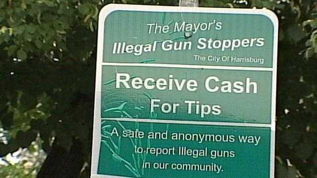 Cash for guns