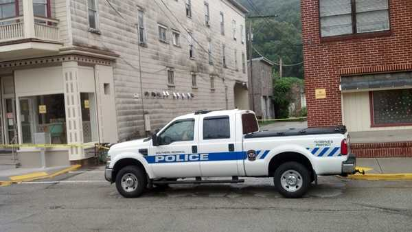 Southern York Regional County police responded to the initial call and said they received information that led them to a nearby apartment building along Water Street in Glen Rock that housed a suspected meth lab.