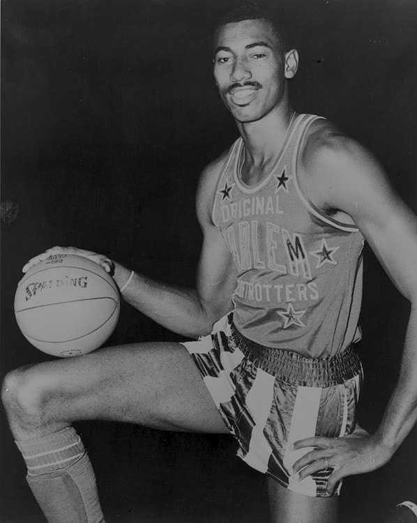 The player: Wilt Chamberlain