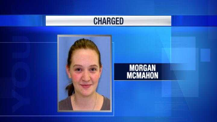 July 20: A Lititz woman has been charged with stealing money from patients and employees at the Ephrata Community Hospital. Morgan McMahon worked at the hospital as a nurse's aide. Investigators said she took cash from unattended wallets and used a debit card belonging to a patient. Police said she stole more than $1,000.