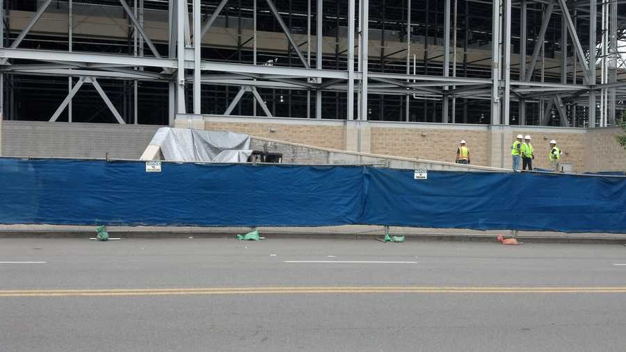"""Penn State President Rod Erickson said he decided to have the statue removed because it had """"become a source of division"""" and would be """"a recurring wound"""" to victims of child abuse had it remained."""
