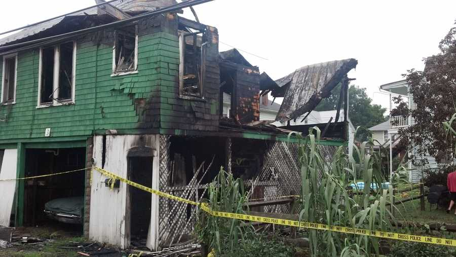 A Cumberland County house fire that killed a 39-year-old man early Tuesday has been ruled accidental.